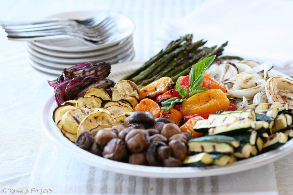 veggies - platter c
