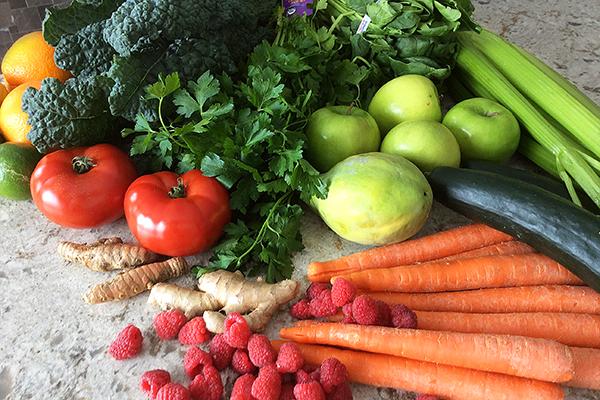 chipotle mary veggies