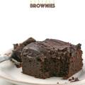 Tropical Avocado Brownies