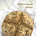 seeded whole grain soda bread