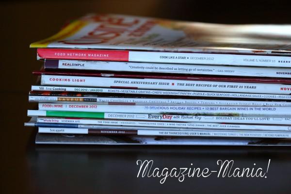 magazine mania