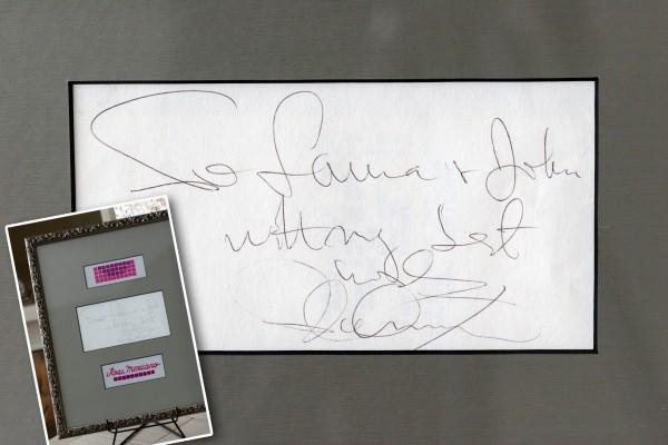 placido - autograph