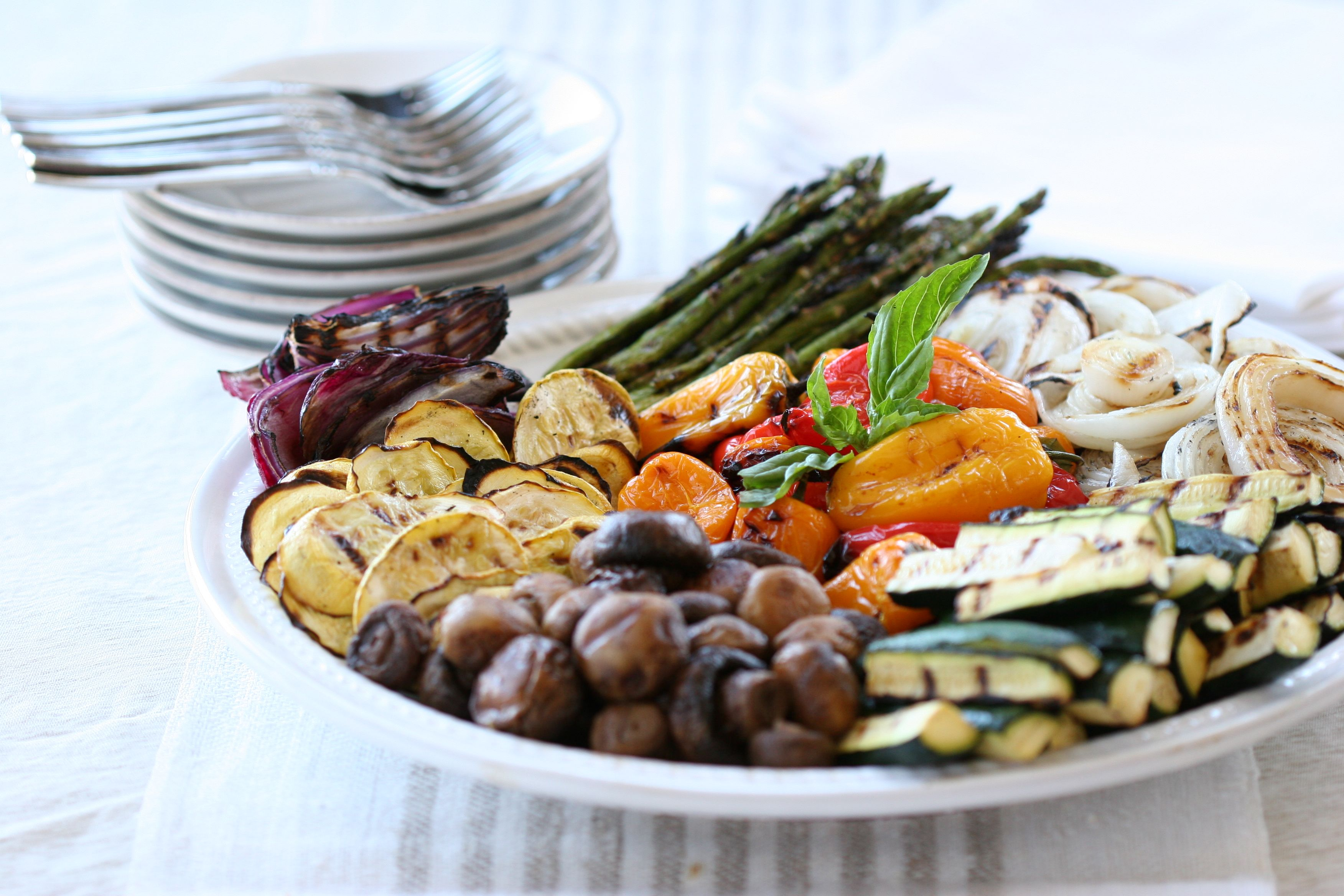 Grilled Vegetables And 10 Ways To Enjoy Em Raisin Fig