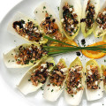 endive blue cheese orange walnuts