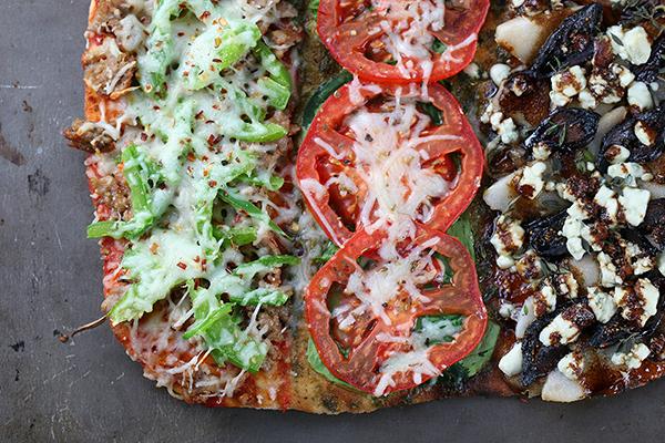 pizza - trio