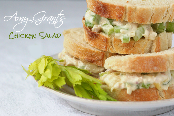 amy grant chicken salad