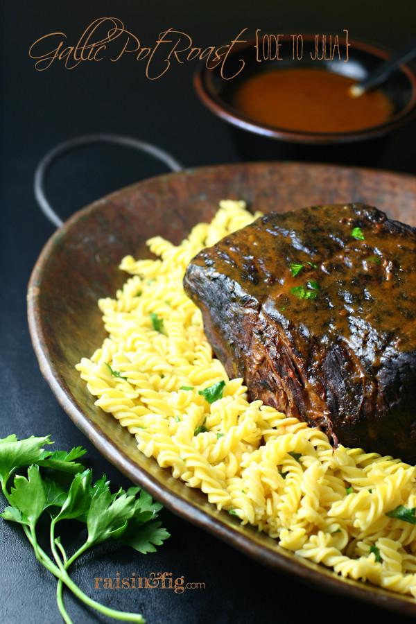 Gallic Pot Roast