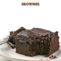 Tropical Avocado Brownies